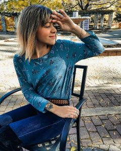 La Morue : vêtements féminins bretons / blouse Panka