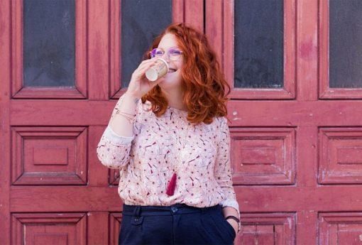 La Morue : vêtements féminins bretons / blouse Sandy