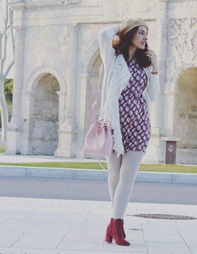 La Morue : vêtements féminins / Robe wax Maena
