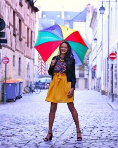 La Morue : vêtements féminins bretons / jupe Ezrah