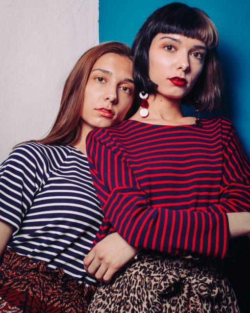 La Morue : vêtements féminins bretons / top Goelan