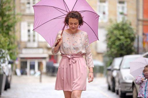 La Morue : vêtements féminins bretons / blouse Popi