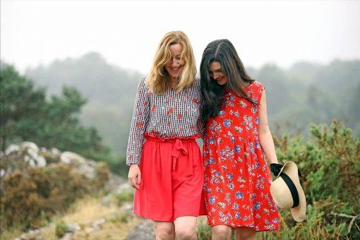 La Morue : vêtements féminins bretons / robe Rachel