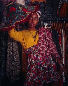 La Morue : vêtements féminins bretons / veste Meryl