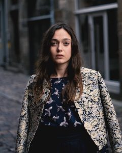 La Morue : vêtements féminins bretons / veste Pepa