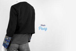 La Morue : vêtements féminins / veste Pang