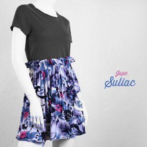 La Morue : vêtements féminins bretons / jupe Suliac