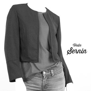 La Morue : vêtements féminins bretons / veste Sernin